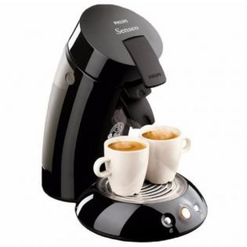 philips senseo hd7810 60 kaffee padmaschine schwarz neu inkl 2 padhalter neu ebay. Black Bedroom Furniture Sets. Home Design Ideas