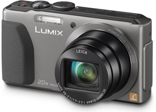 Panasonic-LUMIX-DMC-TZ40-EG-S-wie-TZ41-EG-S-18-1-MP-Digitalkamera-Silber